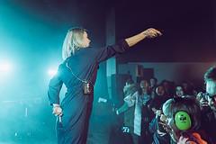 _DSC4026 (Sandy North) Tags: riga latvia vina tujauzinikur concert concertphotography photo sony sonya7iii sonyalpha sandynorth zelma lights lighting rap hiphop singer girl