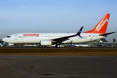 OK-TVT (Sunwing Airlines) (Steelhead 2010) Tags: sunwingairlines travelservice boeing b737 b737800 yyz okreg oktvt