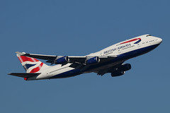 G-CIVV, London Heathrow, February 24th 2019 (Southsea_Matt) Tags: gcivv britishairways oneworld boeing 747436 egll lhr londonheathrow greaterlondon england unitedkingdom canon 80d 150600mm plane airplane aircraft jetplane jet aeroplane aviation vehicle transport february 2019 winter