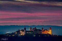 Abendstimmung über Stift Göttweig (AnBind) Tags: abendstimmung meinegegend wachau österreich orte sift abend 2020 göttweig krustetten stiftgöttweig