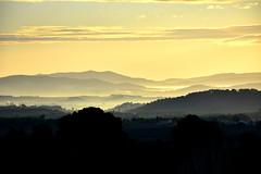 Boirines matinals, Penedès. (Angela Llop) Tags: catalonia spain penedes sunrise barcelona fog