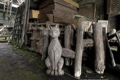 Alice in Wonderland (notanaddict321) Tags: decay désaffecté destroyed derelict wood woodfactory abandoned abadonedplaces verlassen verfall vide leerstehend lostplace leer lost lostplaces