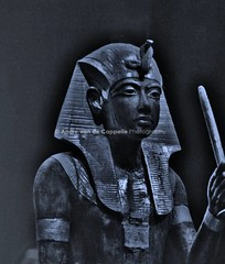 Tutankhamun Treasures Of The Golden Pharaoh (Volvoman.margate) Tags: tutankhamun treasures of the golden pharaoh saatchi gallery sloane square london andre van de cappelle volvomanmargate england uk gb andpresentedinlondonbyvikingcruisestutankhamuntreasuresofthegoldenpharaohunveilsmorethan150originalobjectsfromthetomb 60ofwhichhavetravelledoutofegypt httpandrevandecappellephotographycom egyptologicalpronunciationtutankhamen wasanancientegyptianpharaohwhowasthelastofhisroyalfamilytoruleduringtheendofthe18thdynastyduringthenewkingdomofegyptianhistoryhisfatherwasthepharaohakhenaten believedtobethemummyfoundinthetomb