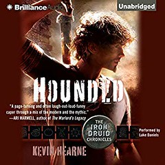 [AudioBook] Hounded: The Iron Druid Chronicles, Book 1 [Download: 11 Formats] (BookGuidePie) Tags: book books ebooks audiobook audiobooks