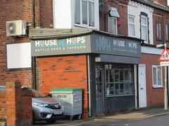 House of Hops, Swinton (deltrems) Tags: pub bar inn tavern hotel hostelry house restaurant swinton greater manchester micro micropub microbar houseofhops hops