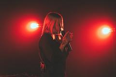 _DSC3825 (Sandy North) Tags: riga latvia vina tujauzinikur concert concertphotography photo sony sonya7iii sonyalpha sandynorth zelma lights lighting rap hiphop singer girl