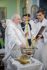 19 января 2020, Духовная школа празднует Крещение Господне