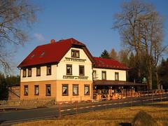 Raststätte Wegscheide bei Oberhof (germancute ***) Tags: outdoor nature landscape landschaft thuringia thüringen wald