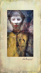 The Changeling (jimlaskowicz) Tags: jimlaskowicz whimsical artistic surreal impressionistic painterly textures art portrait changeling fae fairy