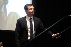 Pete Buttigieg (Gage Skidmore) Tags: pete buttigieg mayor south bend indiana iowa state education association legislative conference 2020 sheraton west des moines hotel