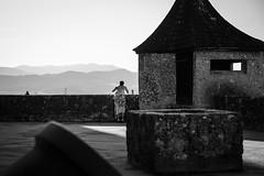 what a view (gotan-da) Tags: blackwhite schwarzweiss noiretblanc blackandwhite bw monochrome fortress view salzburg