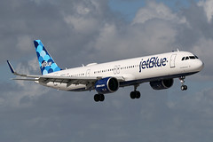 A321.N2002J (Airliners) Tags: jetblue jetblueairways 321 a321 a321neo a321271n airbus airbus321 airbusa321 airbusa321neo airbusa321271n fll n2002j 122719