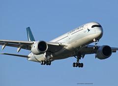 A350-900_CathayPacificAirways_F-WZFD-001_cn0396 (Ragnarok31) Tags: airbus a350 a350xwb cathay pacific airways fwzfd a350900 a350900xwb