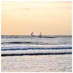 Passing Ships (Mandy Willard) Tags: west wittering beach sand sea sun