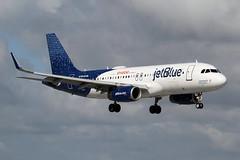 A320.N709JB-2 (Airliners) Tags: jetblue jetblueairways 320 a320 a320232 airbus airbus320 airbusa320 airbusa320232 flyfi speciallivery specialcs fll n709jb 122719