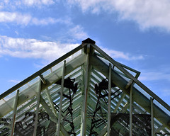 Greenhouse roof (fotophotow) Tags: easternstatepenitentiary philadelphia