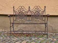 Bench / Bank (Atzel2011) Tags: altstadt bank bench