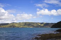 IMG_9153 (tuaha987) Tags: new zealand nz landscape sky ocean coastline sea hills green huia aotearoa auckland waitakere west beach shore nature