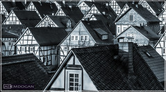 FREUDENBERG (01dgn) Tags: freudenberg nrw bw sw sb fachwerkhaus oldcity altstadt deutschland germany almanya travel panorama canoneos77d