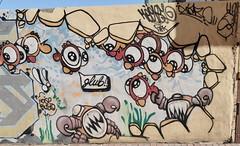 Graffitis en las calles de Las Palmas de Gran Canaria 120 (Rafael Gomez - http://micamara.es) Tags: graffitis en las calles de palmas gran canaria