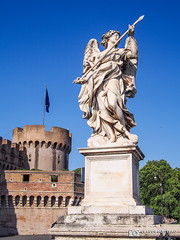 190705-168 Statue (2019 Trip) (clamato39) Tags: olympus rome italie italy europe voyage trip statue ville city urban urbain