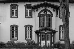 Ochsenzoll (michael_hamburg69) Tags: hamburg germany deutschland building ochsenzoll krankenhausgelände haus7 gebäude architektur architecture forensischepsychiatrie masregelvollzug