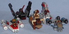 Lego - 2020 Microfighters