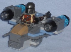 Lego - Mandalorian Razor Crest