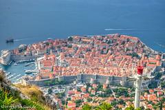 Dubrovnik - Walled City (Per@vicbcca) Tags: koningsdam cruise travel sony rx100m5 dubrovnik croatia dubrovnikneretva unesco mediterraneansea