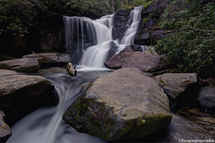 CedarCreek+1_1068_fusw (nickp_63) Tags: cedar rock falls pisgah national forest north carolina nc waterfall cascade long exposure transylvania county brevard nature boulder creek canon 7d