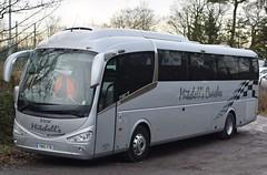 YN15YTR  Mitchells, Plean (highlandreiver) Tags: yn15ytr yn15 ytr mitchells coaches plean irizar i6 bus coach annan