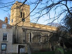 St Giles Church, Oxford (Brownie Bear) Tags: saint st giles church oxford england great britain united kingdom gb uk