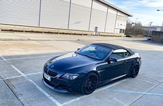 Photo of BMW E64 645ci