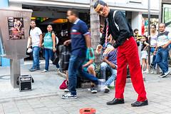 Street dummy (frodolp) Tags: canonefs24mmf28 canoneosm50 colombia m50 medellin inmigrants street streetart streetsofmedellin