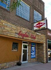 Eagles Club, Marshall, MN (Robby Virus) Tags: marshall mn minnesota eagles club foe fraternal order grain belt sign signage