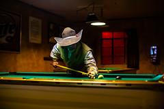 Lost Horse Saloon, Marfa, Texas (Thomas Hawk) Tags: america losthorsesaloon marfa presidiocounty texas usa unitedstates unitedstatesofamerica bar pooltable saloon fav10 fav25 fav50 fav100