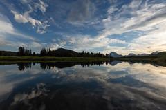 Sky Patterns at Oxbow Bend (Ken Krach Photography) Tags: grandtetonnationalpark