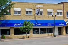 B.C. Ford Block, Marshall, MN (Robby Virus) Tags: marshall minnesota mn bc ford block building commercial architecture store business decorating center sign signage storefront