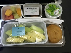 IN-flight meal from CX542 HKG-HND / Cathay Pacific Airways (Fuyuhiko) Tags: inflight meal from cx542 hkghnd cathay pacific airways