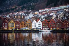 Bergen (mdasaez) Tags: norway noruega travel bergen fiordo city