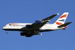 G-XLEC (JBoulin94) Tags: gxlec british airways airbus a380 washington dulles international airport iad kiad usa virginia va john boulin