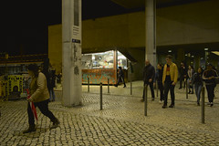 More random walks in Lisbon  #street #lisbon #portugal #t3mujinpack (t3mujin) Tags: transportation building activity street urban architecture metro subway lisboa caisdosodré city lisbon portugal subject t3mujinpack europe people estremadura commute station