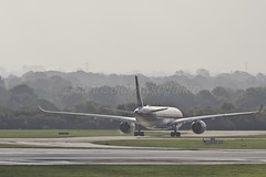 MAN (sunrisejetphotogallery) Tags: manchester airport man england united kingdom airliner singapore sia airbusa350
