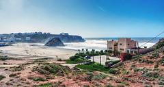 Dreambeach (HSS) (Lense23) Tags: hss sliderssunday processed processedforsliderssunday marokko morocco atlantic architektur landscape landschaft africa afrika