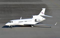 Deer Jet, B-8202, Dassault Falcon 7X at HND (tokyo70) Tags: japan travel tour tokyo dassault 7x