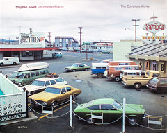 Stephen Shore, Uncommon Places (Thomas Hawk) Tags: california eureka sambos stephenshore thomashawklibrary uncommonplaces book restaurant unitedstatesofamerica neon neonsign