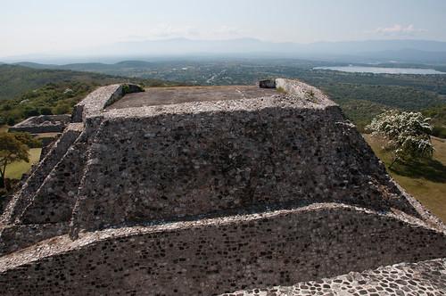 Pyramid at Xochicalco