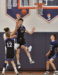 DSC_5188 (K.M. Klemencic) Tags: hudson high school boys basketball explorers ellet akron ohio ohsaa
