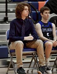 DSC_4985 (K.M. Klemencic) Tags: hudson high school boys basketball explorers ellet akron ohio ohsaa