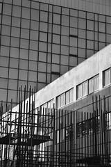 年輪 (Architecamera) Tags: monochrome modernarchitecture construction blackwhite blackandwhite snap architecture